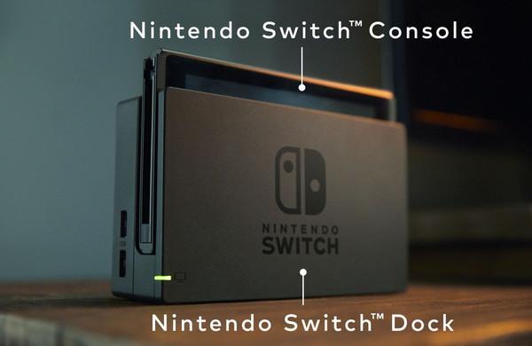 Nintendo Switch krachtiger