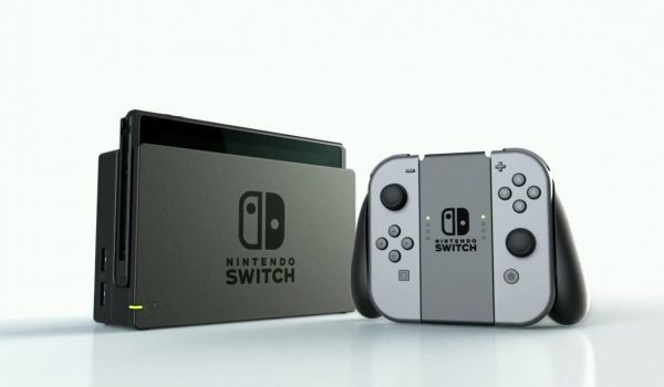Nintendo Switch 3 maart