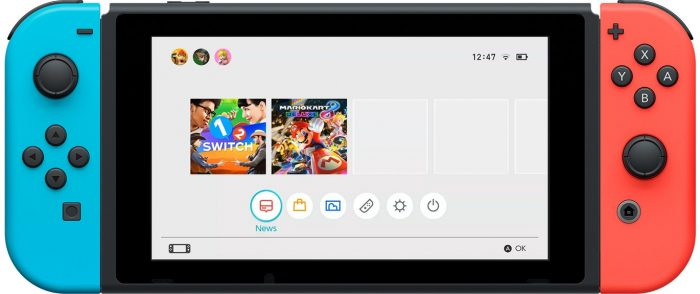 Nintendo Switch plussen en minnen
