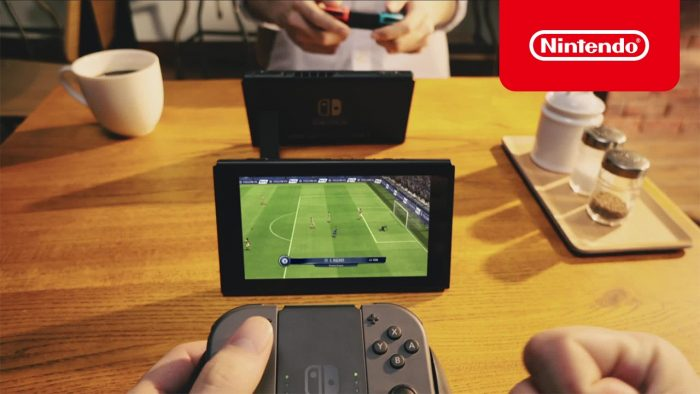 FIFA Nintendo Switch