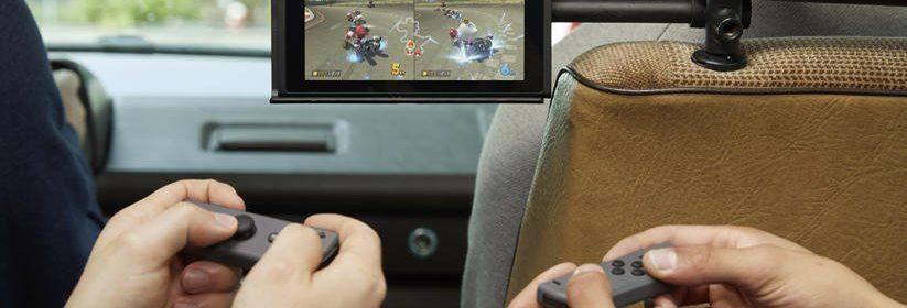 Nieuwe Nintendo Switch details