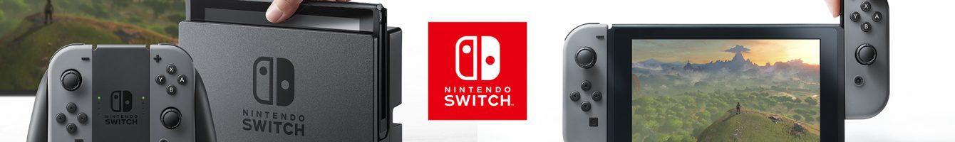 Nintendo Switch Accessoires