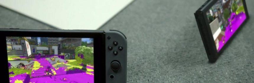 Nintendo Switch geen streamingdiensten